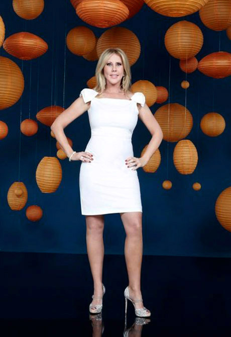"""Vicki Gunvalson on Tamra Barney Calling Her a """"Bitch"""": """"It Was So Embarrassing"""""""