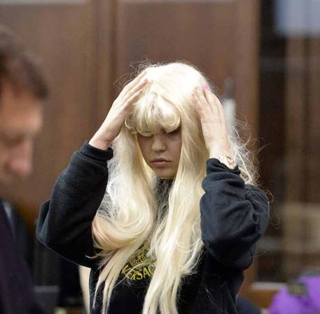"Amanda Bynes: Arrest Reports Are Lies, One Cop ""Slapped My Vagina"""