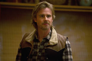 What Did Sam Trammell Do To Make a True Blood Castmate Cry?