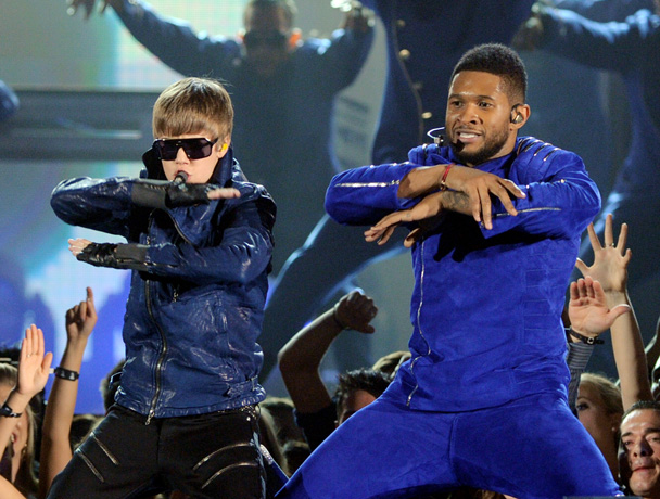 "Usher Defends Justin Bieber ""He Can't Even Have a Life!"" (VIDEO)"
