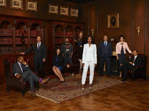 Scandal Ratings Soar to Series High, Grey's Anatomy Holds Steady