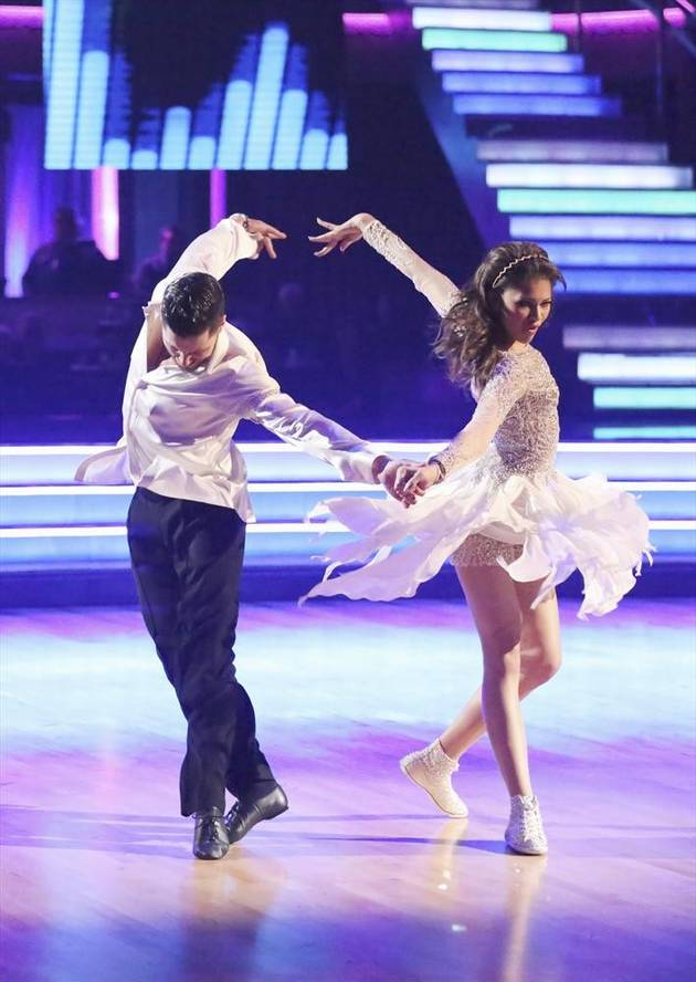 Zendaya and Val Chmerkovskiy's Freestyle on Dancing With the Stars 2013 Finals (VIDEO)