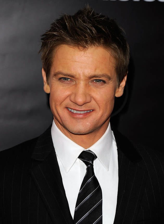 Jeremy Renner's Baby Girl in Public for First Time — See Pics!
