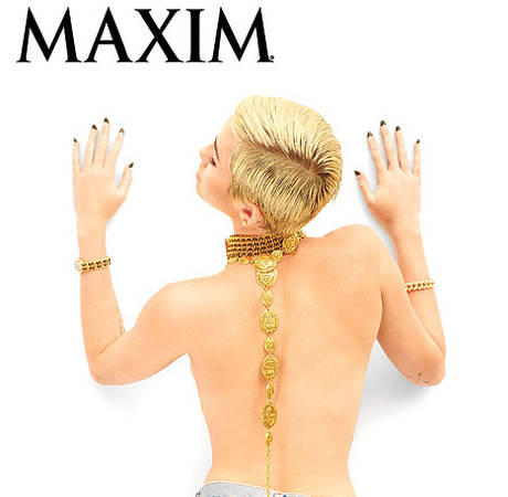 "Miley Cyrus: Rihanna Should Top Maxim's Hot 100 List: ""She Is So Sexy"""