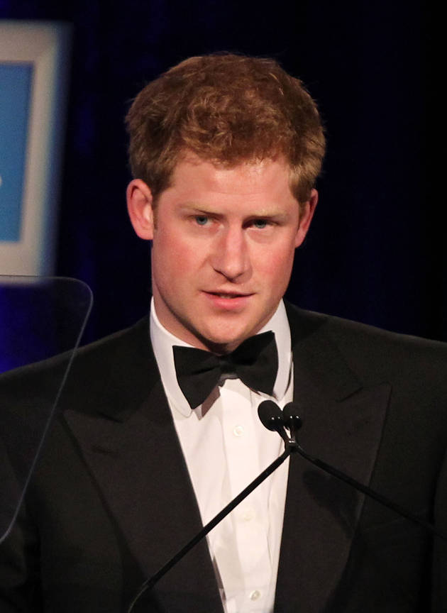 Who Is Prince Harry Dating?