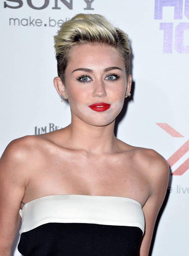 Miley Cyrus Swatted for Second Time — How Did She React?