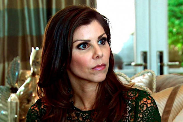 "RHOC's Heather Dubrow On Her Argument With Terry: ""I'd Had Enough"""