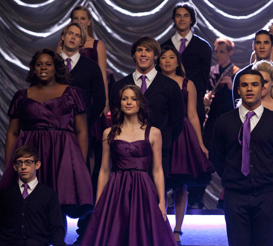 Glee Spoiler: Someone In This Picture Won't Return For Season 5!