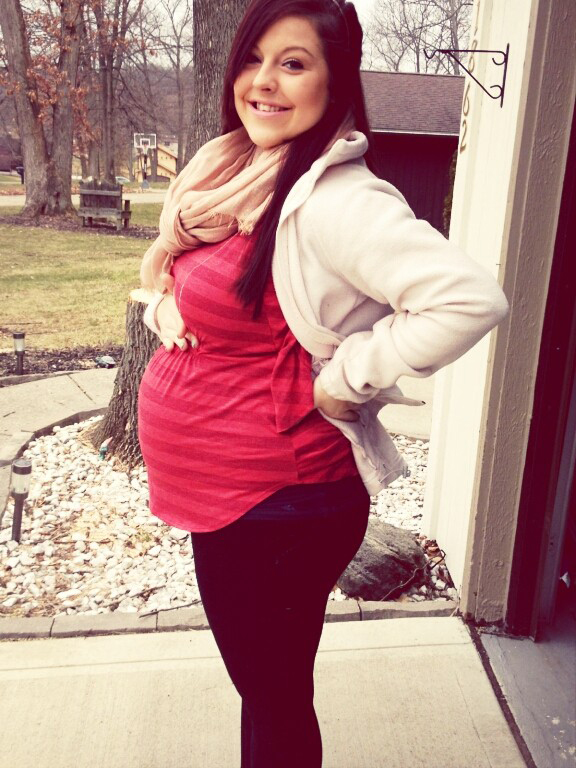 16 and Pregnant's Danielle Cunningham Won't Get Off Probation Until After She Gives Birth!