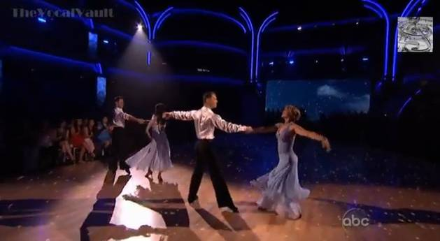 Dorothy Hamill Dances Viennese Waltz With Kristi Yamaguchi on Dancing With the Stars Finale (VIDEO)