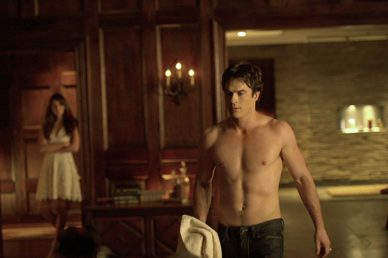 Top 10 Damon Snarks From The Vampire Diaries Season 4 Finale
