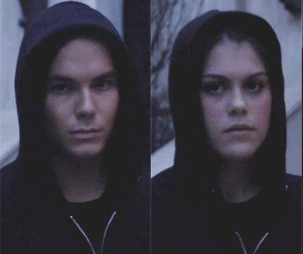 """Pretty Little Liars """"A"""" Reveal: Caleb and Paige Don the Black Hoodies (VIDEO)"""