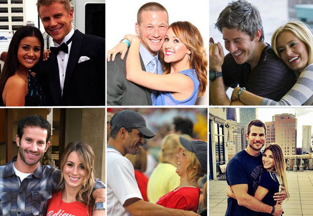 Bachelor Couple Showdown: Round 2 — Who's Your Favorite Pair?
