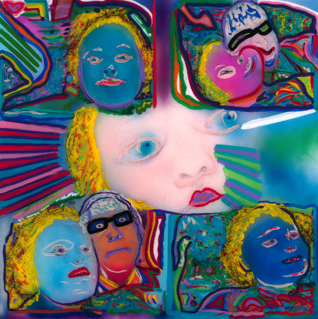 """Honey Boo Boo Painting By JD Schultz: How Much Would You Pay For """"Honey Boo Drew""""?"""