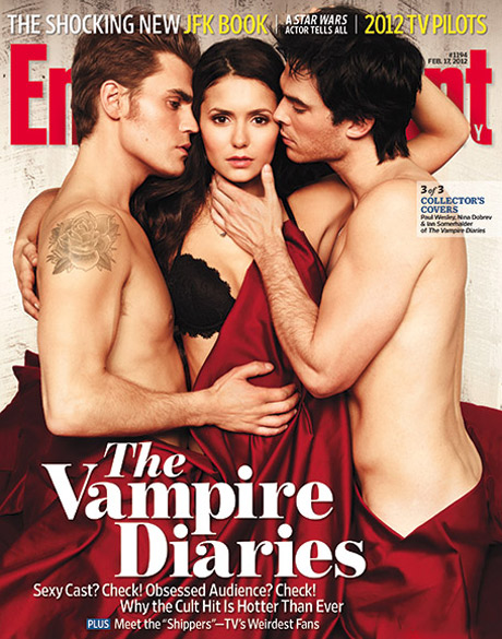 The Vampire Diaries' Julie Plec: The Show Would Be More Naked If…
