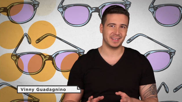 """Girl Code Sneak Peek: Vinny Guadagnino Says WHAT Is """"Uniquely a Girl Thing""""? — Exclusive Video"""