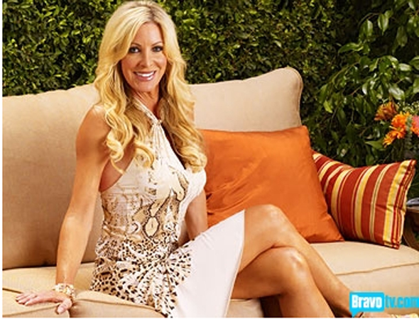 "Vicki Gunvalson: I Have ""No Good Feelings"" About Lauri Peterson"