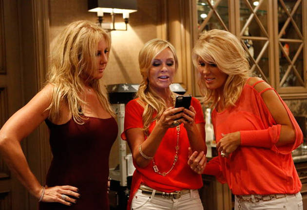 Is Gretchen Rossi Ruining Tamra Barney and Vicki Gunvalson's Friendship?