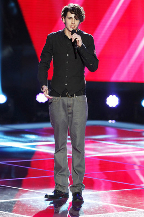 How to Vote For Garrett Gardner on The Voice 2013 (May 13 Live Show)