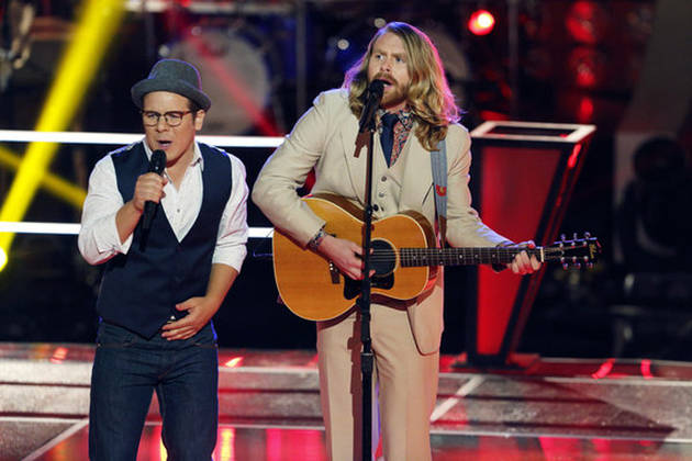3 Reasons The Voice 2013's Midas Whale Deserved to Go to the Live Shows