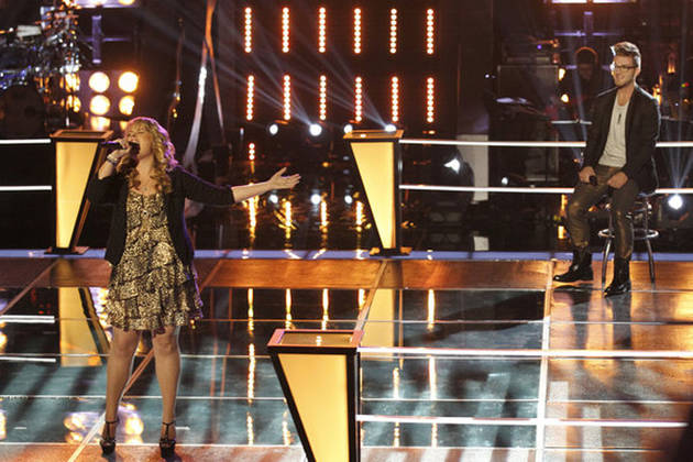Holly Tucker vs. Luke Edgemon: Who Deserved to Win the Knockout Round on The Voice 2013?