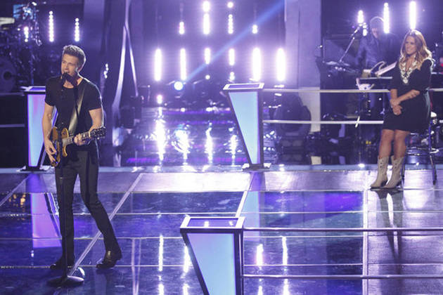 Josiah Hawley and Jess Kellner Sing on The Voice 2013 Knockout Rounds (VIDEO)