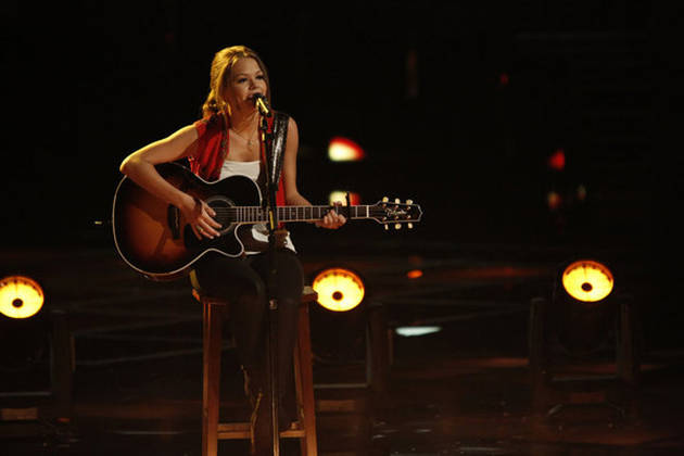 Caroline Glaser Voted Off on The Voice 2013: Did Adam Levine Make the Right Call?