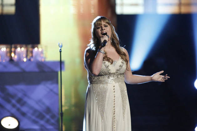 "Holly Tucker Sings ""How Great Thou Art"" on The Voice 2013 Live Shows, May 20 (VIDEO)"