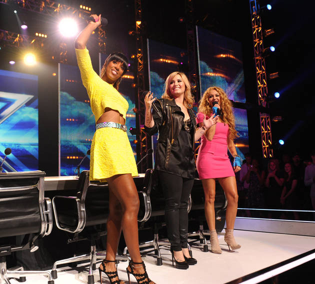 X Factor 2013: New Judges Make Shockingly Less Than Britney Spears!