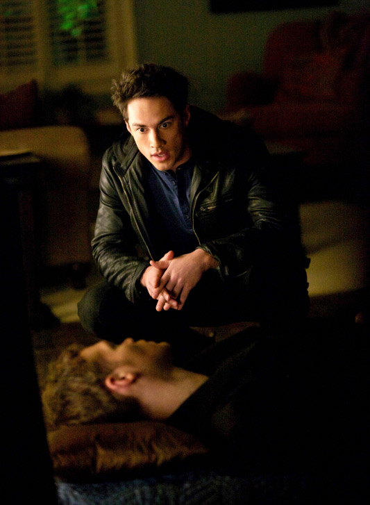 The Vampire Diaries Spoilers: Will Klaus Forgive Tyler? — Exclusive