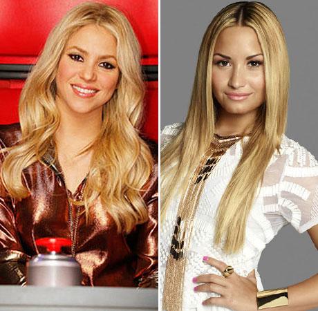 Demi Lovato Beats Shakira on Maxim Hot 100 List — Do You Agree?