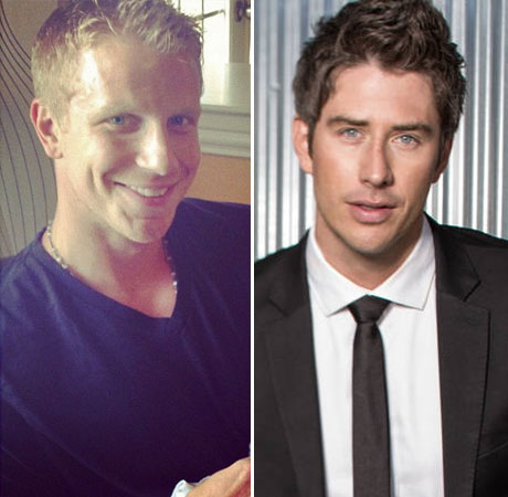 """Sean Lowe Is """"So Fat"""" and """"Really Gross"""" — Says Arie Luyendyk, Jr.!"""