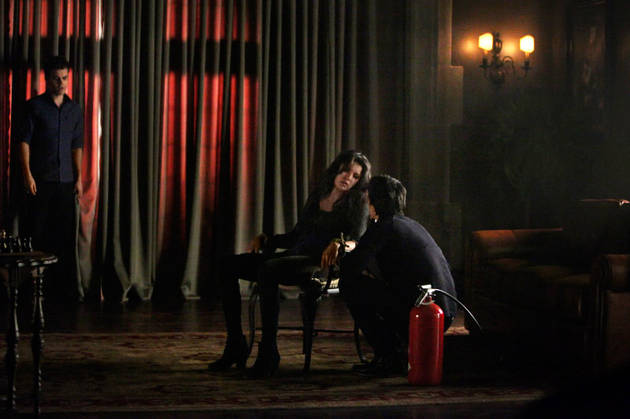 "The Vampire Diaries Recap of Season 4, Episode 21: ""She's Come Undone"""