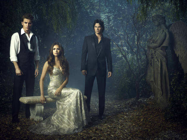 Where Is The Vampire Diaries Set?