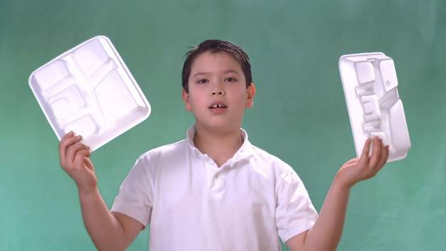 Fourth Grade Filmmaker Documents 'Gross' NYC School Lunches (VIDEO)