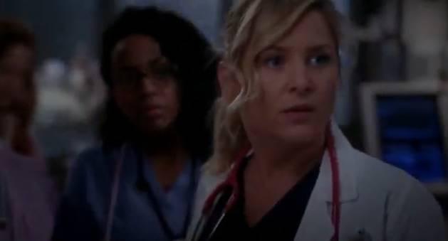 Grey's Anatomy Season 9 Finale: Arizona and Lauren's Post-Hookup Confrontation (VIDEO)