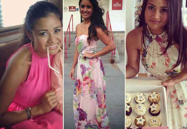 Catherine Giudici's DWTS Style Secrets Revealed! Exclusive