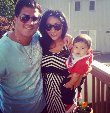 Snooki Reveals Big Family Update For Memorial Day! (PHOTOS)
