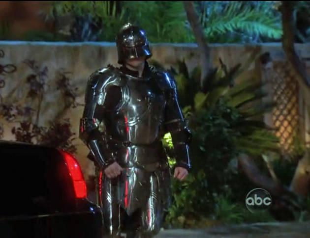 Bachelorette 2013 Spoiler: Who Meets Desiree in Armor — And Why?