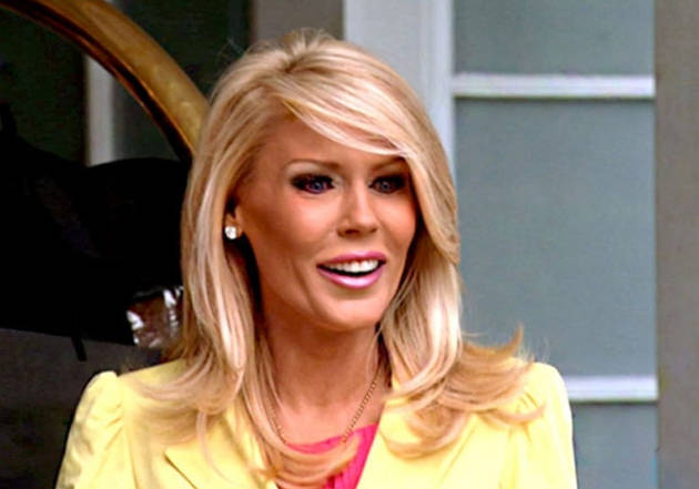 Gretchen Rossi Explains Why She Was Late to Heather Dubrow's Taping