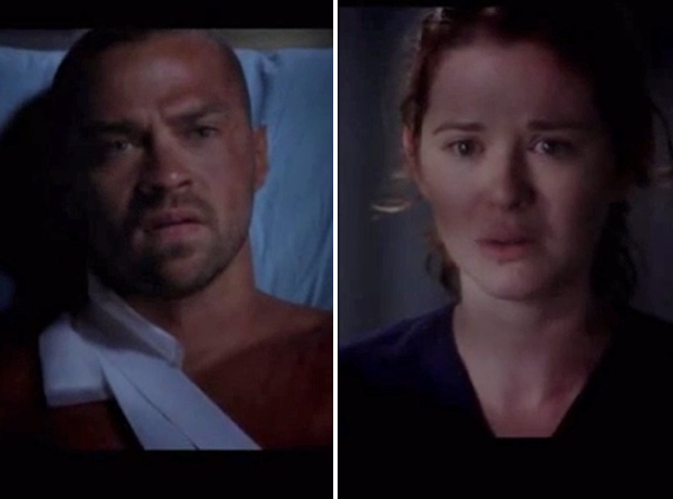 Grey's Anatomy Season 9 Finale Spoilers: April Tells Jackson She Loves Him (VIDEOS)