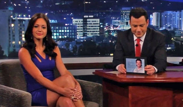Bachelorette 2013: Did Jimmy Kimmel Accurately Predict Desiree's Pick?
