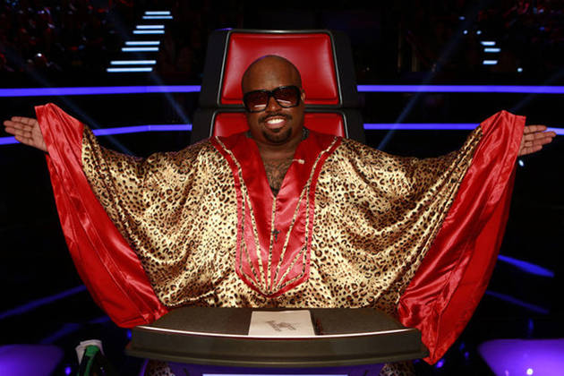 Cee Lo Green Plans to Release Three New Albums in 2013!