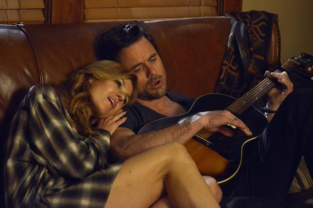 "Nashville Music: Rayna and Deacon Sing ""End of the Day"" in Episode 19"