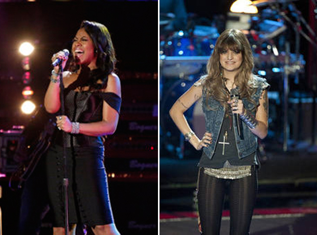 """The Voice's Sasha Allen vs. Juliet Simms: Who Sang """"Oh! Darling"""" Best? (VIDEOS)"""