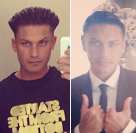 Pauly D's Sleek New Hair vs. Signature Blowout — Which Look Is Hotter? (PHOTOS)