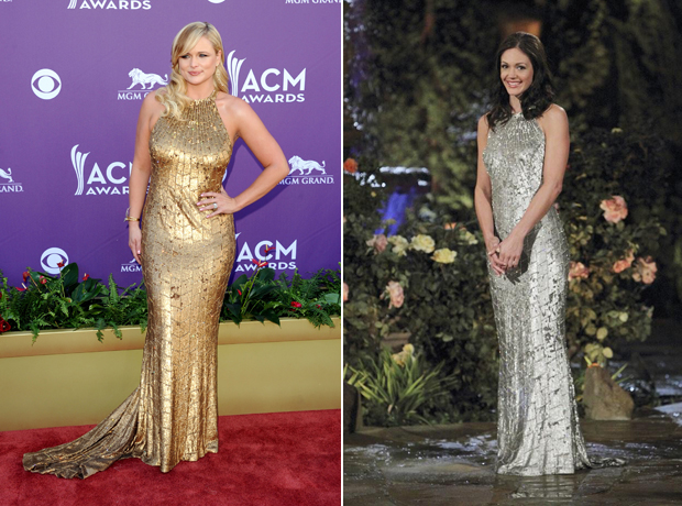 Miranda Lambert vs. Bachelorette Desiree Hartsock: Who Wore It Best? (PHOTOS)