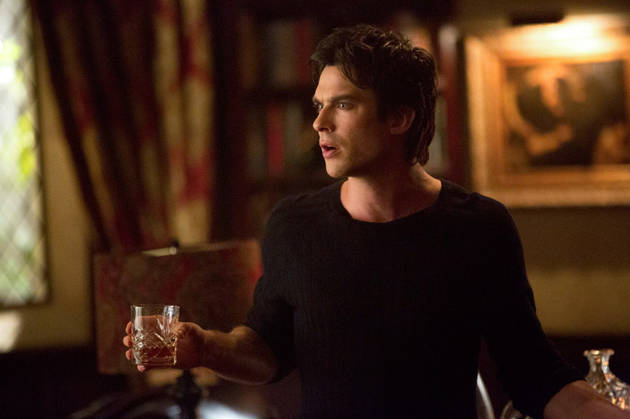 Top 7 Damon Snarks From The Vampire Diaries Season 4, Episode 22