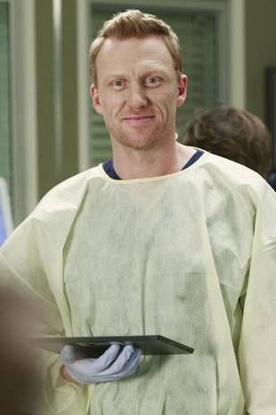 Grey's Anatomy's Kevin McKidd Gets Super Emotional Because…