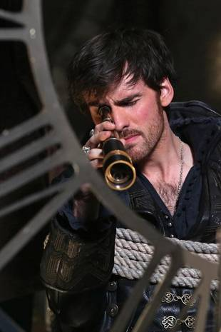 "Once Upon a Time's Colin O'Donoghue on Why Hook Is ""Heartbreaking"""